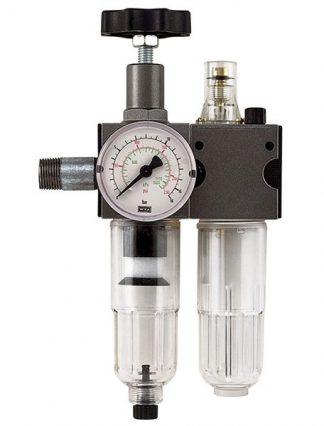 Filtro Lubricador COMBI R 3/8″