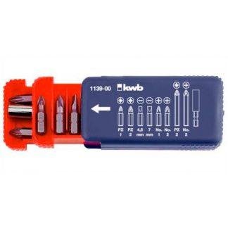 Dispensador de piezas estándar 9 unidades