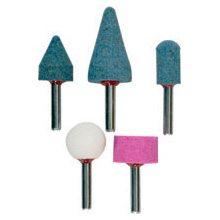 Juego de muelas abrasivas cerámicas 5 piezas