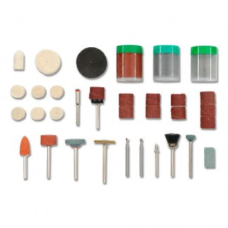 Kit accesorios mini torno